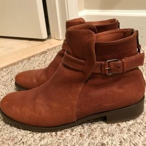 jcrew brown boots